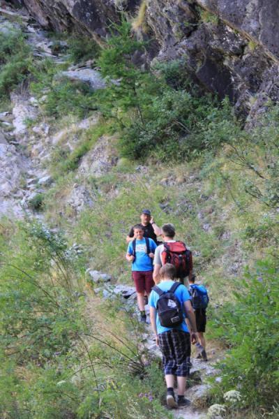Wanderung zum Tete de la Draye (8)